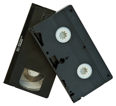 VHS video tapes conversion