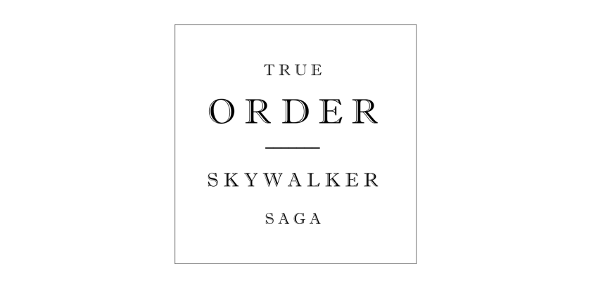 True Order - The Skywalker Saga