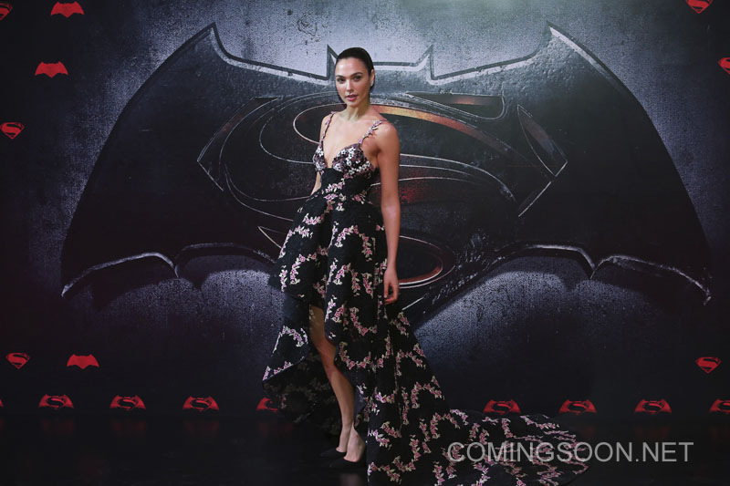 MEXICO CITY, MEXICO - MARCH 19: The actress Gal Gadot during the Batman v Superman Premiere at Auditorio Nacional on March 19, 2016 in Mexico City, Mexico. (Photo by Hector Vivas/LatinContent/Getty Images)