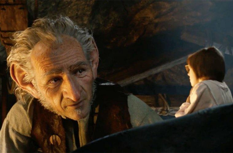 Nuevo trailer para THE BFG de Spielberg