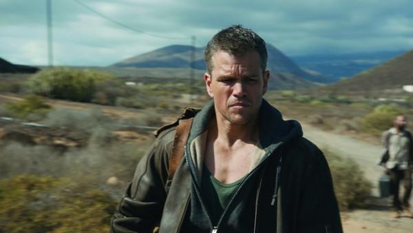 Jason Bourne 16