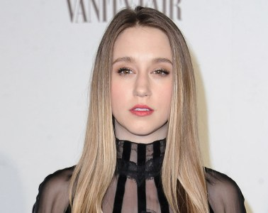 """Taissa Farmiga arrives at Vanity Fair And The Fiat Brand Celebrate """"Young Hollywood"""" on Tuesday, Feb. 17, 2015, in Los Angeles. (Photo by Richard Shotwell/Invision/AP)"""