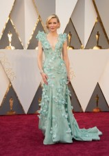 Feb 28, 2016 - Hollywood, California, U.S. - Oscar-nominee, Cate Blanchett, arrives at The 88th Oscars at the Dolby Theatre. (Credit Image: © AMPAS/ZUMAPRESS.com)