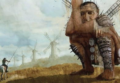First Trailer for Terry Gilliam's The Man Who Killed Don Quixote Starring Adam Driver