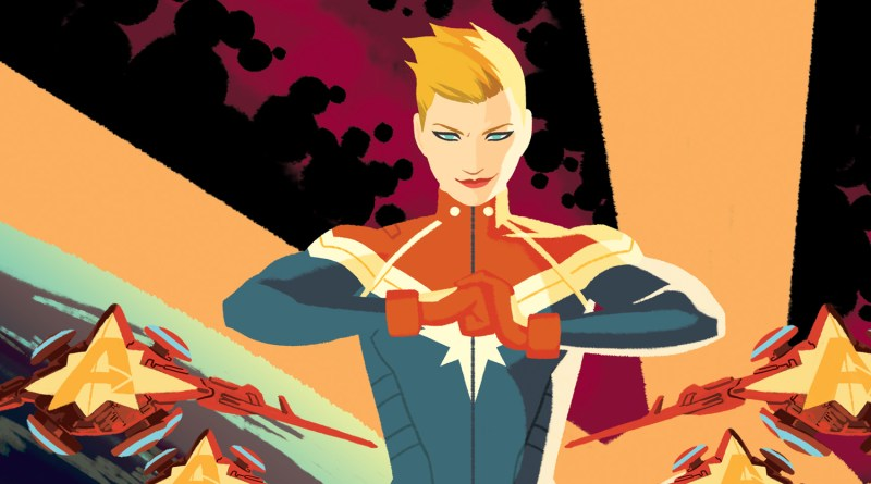 That's a Wrap! Brie Larson Completes Shooting for Captain Marvel Movie