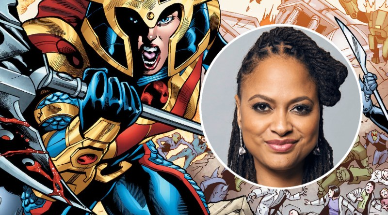 Ava DuVernay to Make Movie History (Again) as the Director of a Live-Action 'New Gods' Adaptation