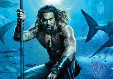Jason Momoa is Trapped Between Two Worlds in First Trailer for Aquaman