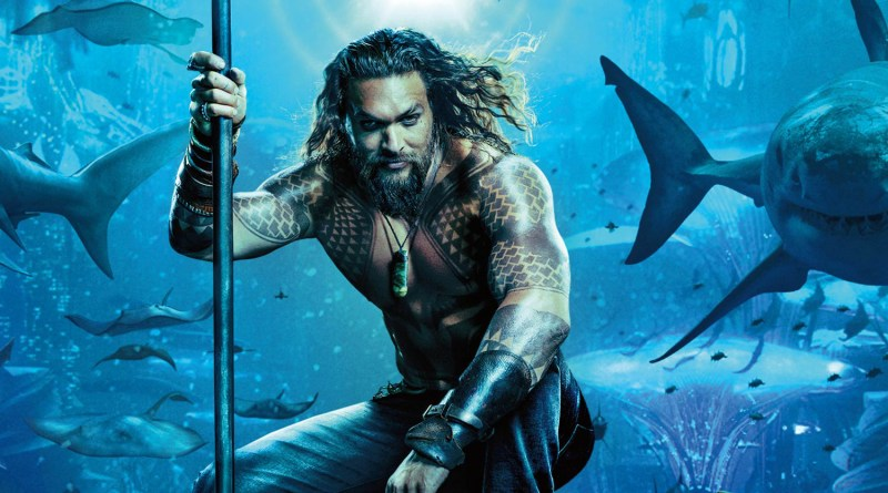 Aquaman: Director James Wan Defends New Movie Poster from Trolls