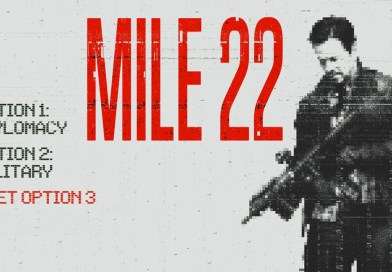 "Mark Wahlberg is ""Option 3"" in Action-Packed Trailer for Peter Berg's Mile 22"
