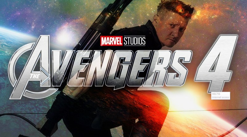 Avengers 4 Reshoots Clues: Jeremy Renner and Hawkeye