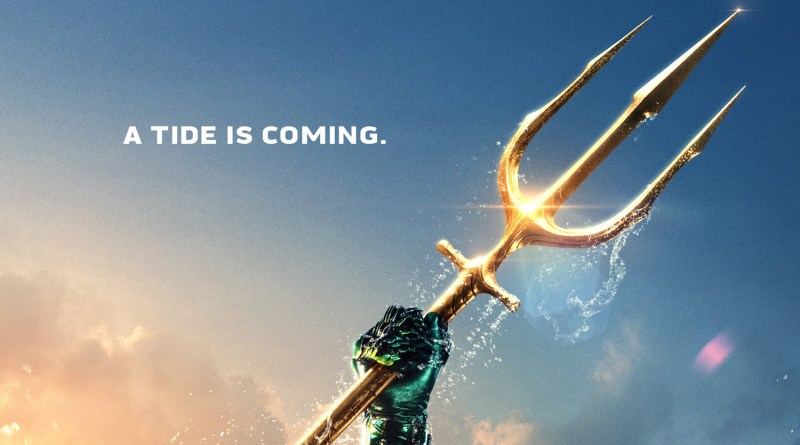 Awesome New Character Posters for James Wan's Aquaman are Pure Joy