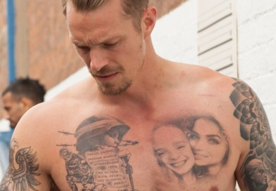 Joel Kinnaman Goes to Prison to Free Himself in Intense Trailer for The Informer