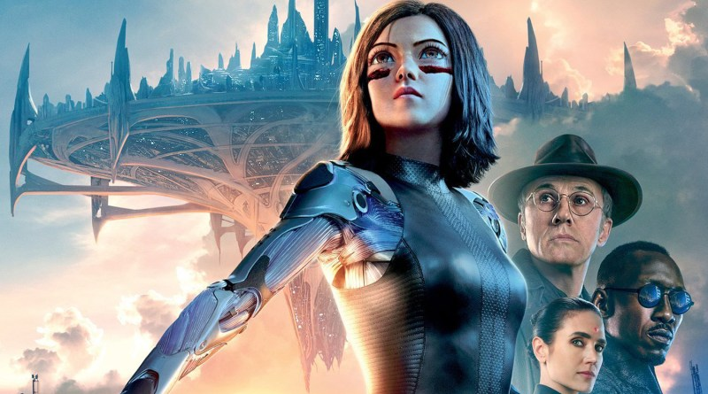 'Motorball' Extended Clip and Dua Lipa's Swan Song from Alita: Battle Angel