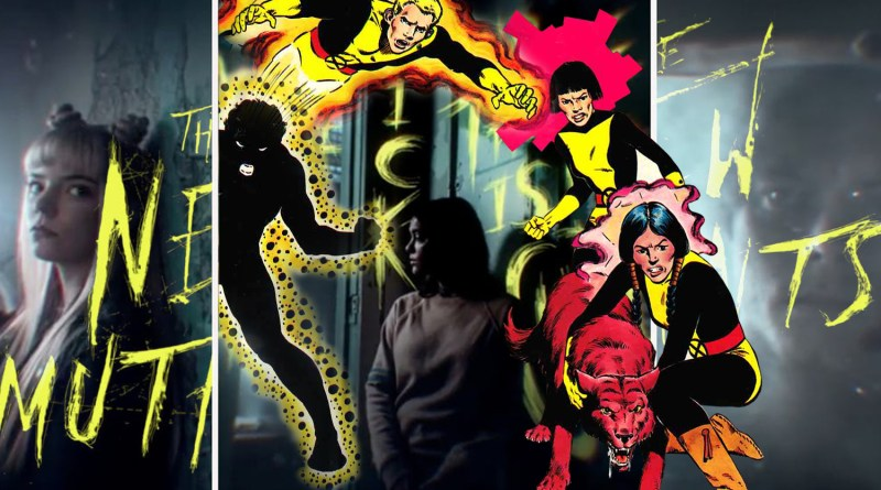 Comics 4 Movie Fans: Who are The New Mutants?