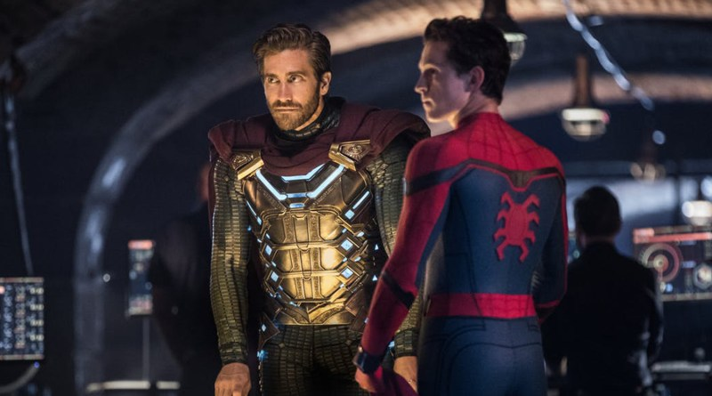 From Comics to Screen: Behind Jake Gyllenhaal's Mysterio Costume in Spider-Man: Far From Home