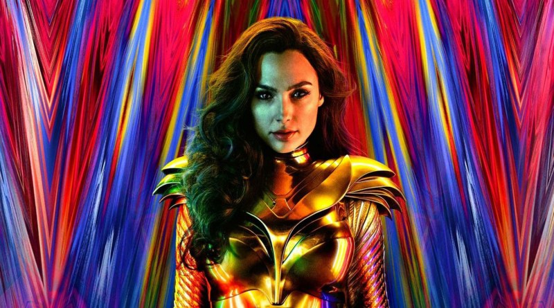 """Wonder Woman 1984: """"Sorry About Comic-Con; Have a Poster"""""""
