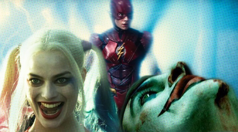 DC Movie Nooz: Flash Gets IT Director, Joker is Original and Storm Reid for Suicide Squad