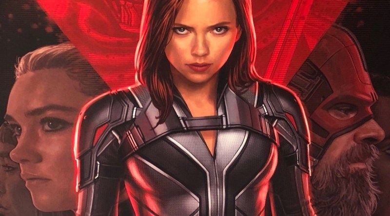 Scarlett Johansson Finally Takes Center Stage in Teaser Trailer for Marvel's Black Widow