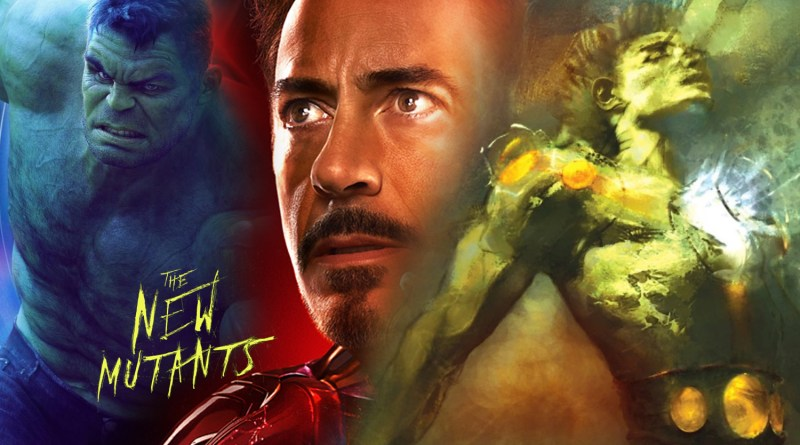 Marvel Movie Nooz: Eternals Set Video, Robert Downey, Jr. as Iron Man, Hulk Rights and Mutants?