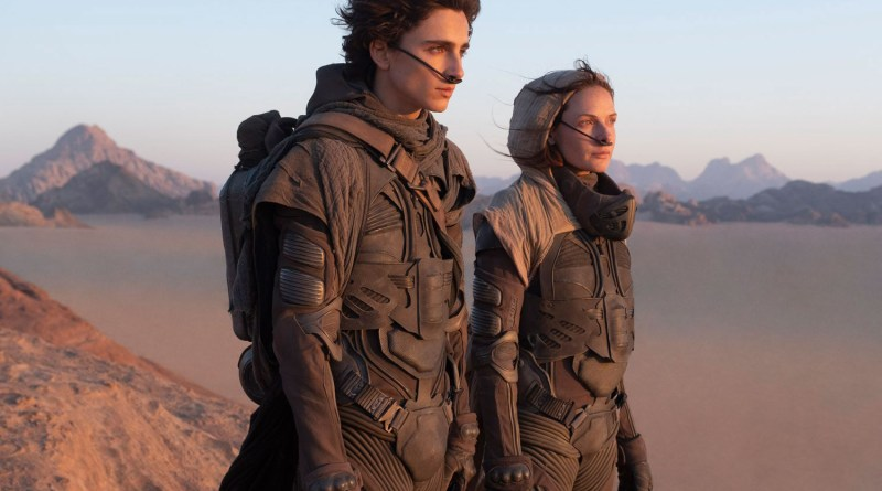 Stunning First Still Images from Denis Villeneuve's Ambitious Dune Adaptation