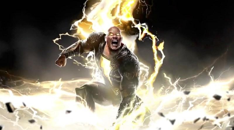 DC FanDome: The Long-Awaited Teaser for Black Adam Starring Dwayne Johnson