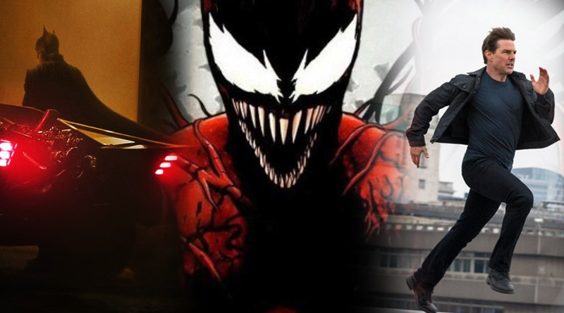 Movie Nooz Bitez: Woody Harrelson Gambled on Venom 2, Plus Set Photos from The Batman and Mission Impossible 7