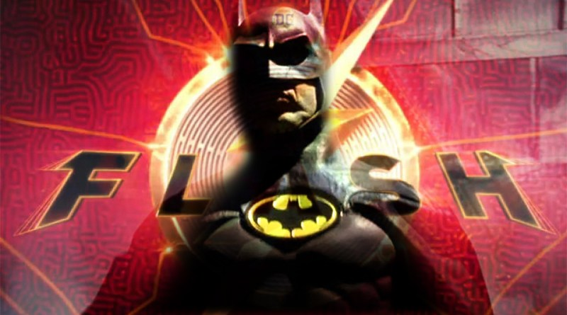 The Flash Blazes Into Production with a New Logo, Score by Benjamin Wallfisch and Michael Keaton as Batman