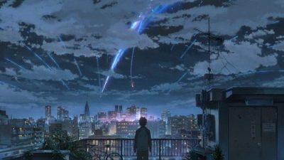 君の名は。彗星の来訪