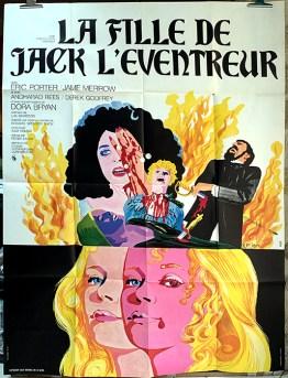 LA FILLE DE JACK L'EVENTREUR