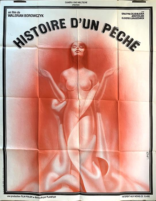 HISTOIRE D'UN PÉCHÉ