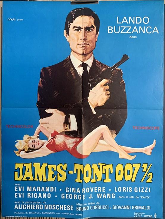 JAMES TONT 007 1/2