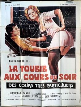 LA TOUBIB AUX COURS DU SOIR