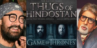 Thugs of Hindostan Box office Collections
