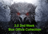 2.0 2nd Week Box Office Collection