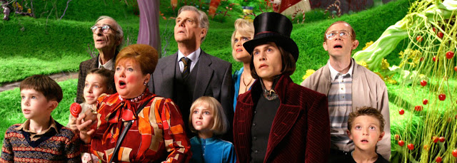 Charlie And The Chocolate Factory - Remake