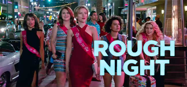 Image result for movie, rough night