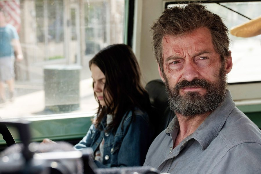 Logan   Movie Review  The Blog Logan