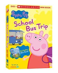 peppa schoolbus