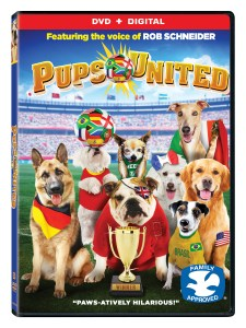 PUPS UNITED_3d DVD