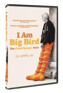IAmBigBird DVD-3D