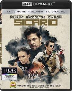 Sicario 4K Ultra-Blu-ray