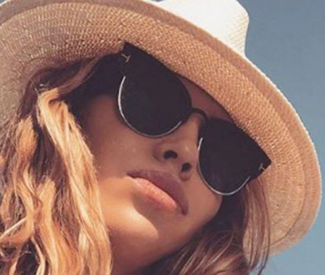 Abbey Clancy Is Body Goals As She Wears Tiny Bikini  Months After Third Baby Movies And Tv