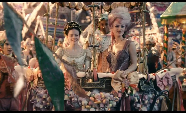 New Trailer For Disney S The Nutcracker And The Four Realms Mxdwn Movies