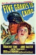 Fünf Gräber bis Kairo (1943)