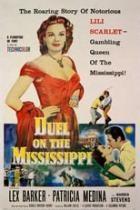 Die Intrige der Lily Scarlett - Duell am Mississippi (1955)