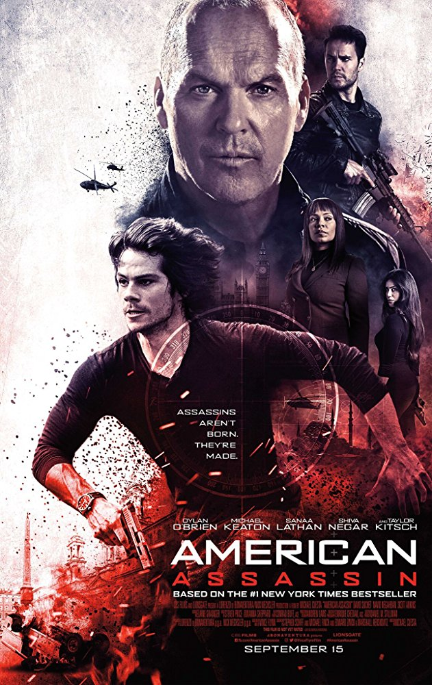 American Assassin 2017 Full Movie Download For Free