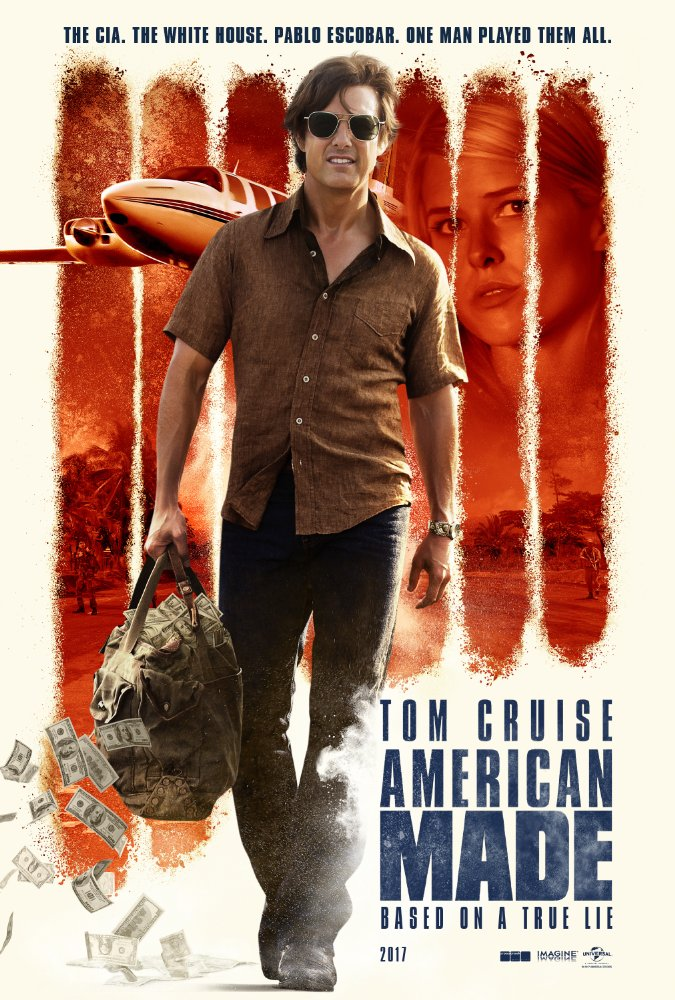 American Made 2017 Full Movie Download For Free