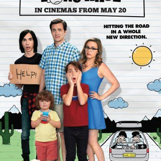 Diary of a Wimpy Kid: The Long Haul 2017 Full Movie Download For Free
