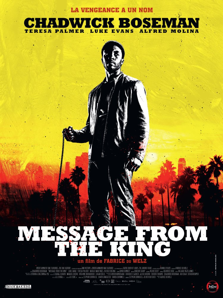 Message from the King 2017 Full Movie Download For Free