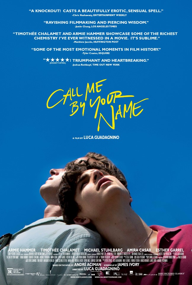 Call Me by Your Name 2017 Full Movie Download For Free